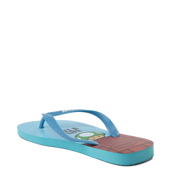 alternate view Havaianas Super Mario Sandal - BlueALT3