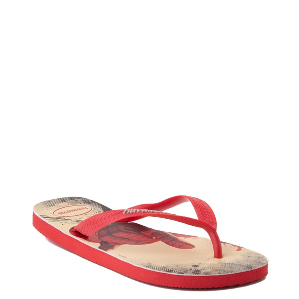 alternate view Havaianas Marvel Spider-Man Top Sandal - RedALT5