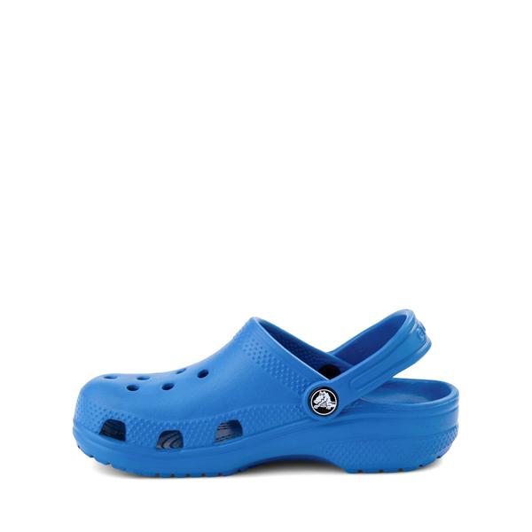 alternate view Crocs Classic Clog - Little Kid / Big Kid - Bright CobaltALT1