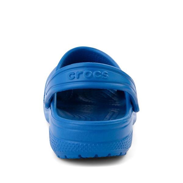 alternate view Crocs Classic Clog - Little Kid / Big Kid - Bright CobaltALT4