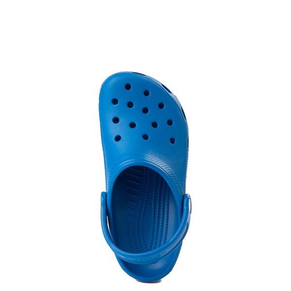 alternate view Crocs Classic Clog - Little Kid / Big Kid - Bright CobaltALT4B