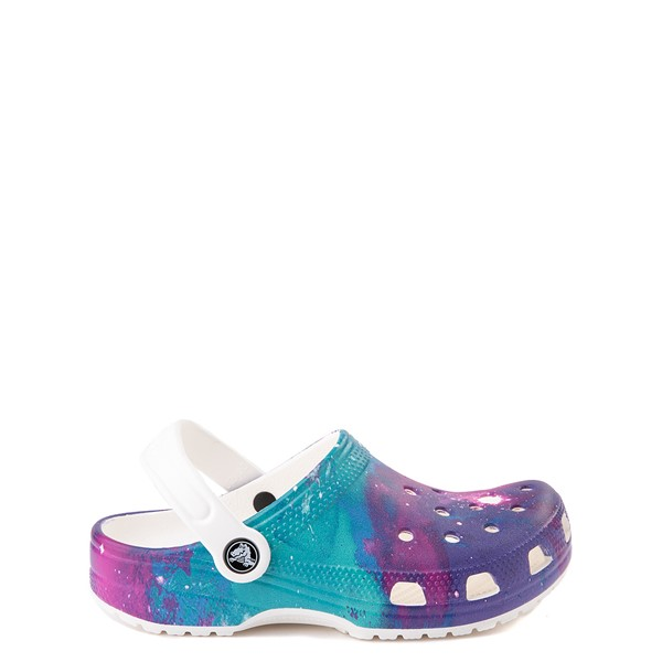 Crocs Classic Clog - Little Kid / Big Kid - Galaxy / White