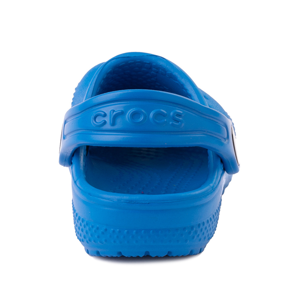 alternate view Crocs Classic Clog - Baby / Toddler / Little Kid - Bright CobaltALT4