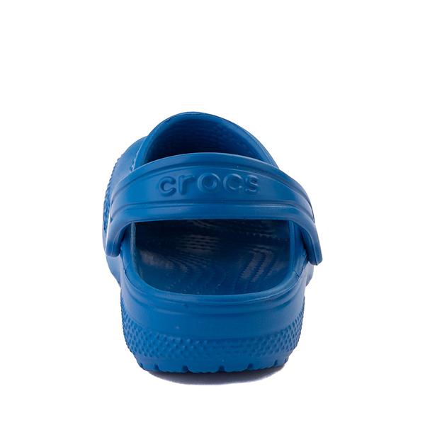 alternate view Crocs Classic Clog - Baby / Toddler / Little Kid - Bright CobaltALT4