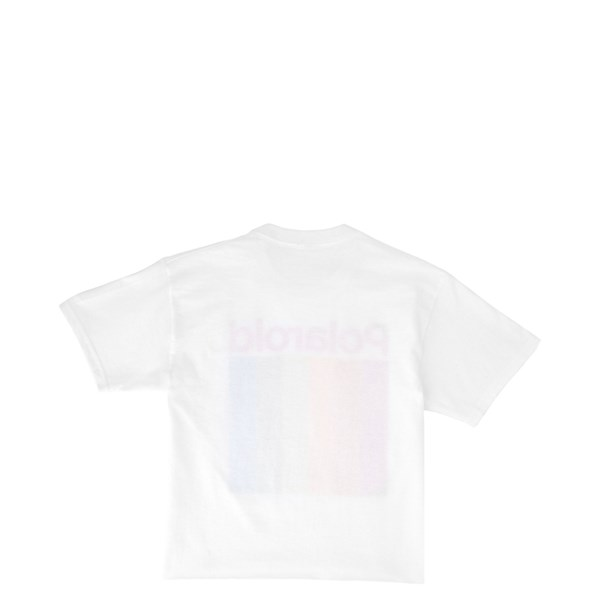 alternate view Polaroid Tee - Little Kid / Big Kid - White.ALT1