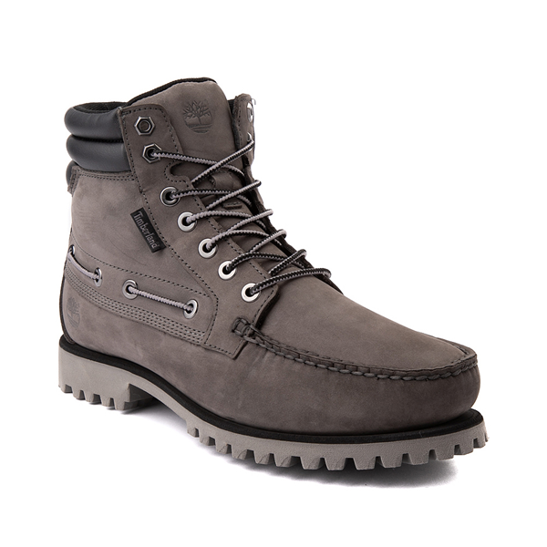 alternate view Mens Timberland Oakwell Boot - GrayALT5