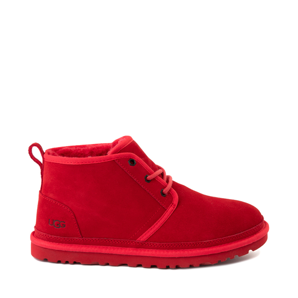 Mens UGG® Neumel Casual Shoe - Samba Red