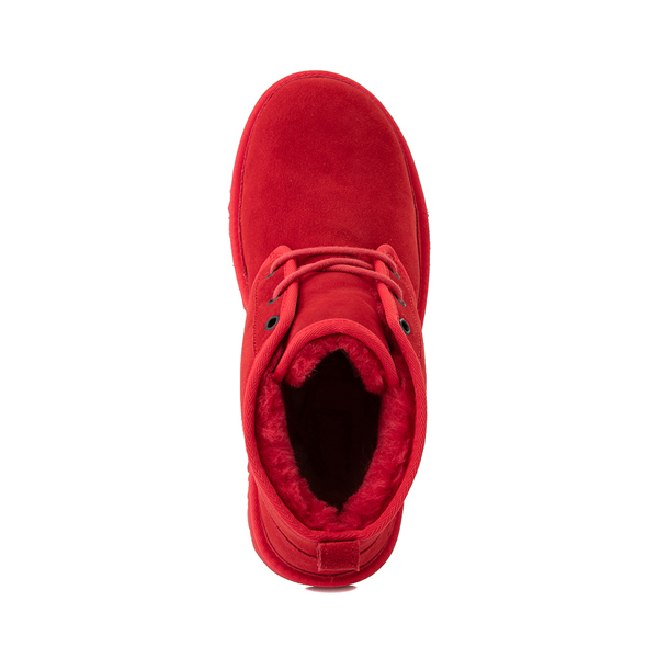 alternate view Mens UGG® Neumel Casual Shoe - Samba RedALT2