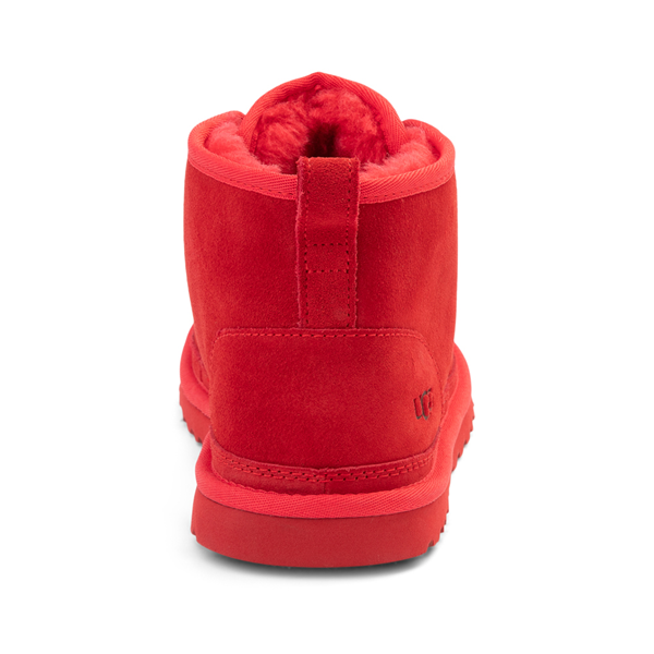 alternate view Mens UGG® Neumel Casual Shoe - Samba RedALT4