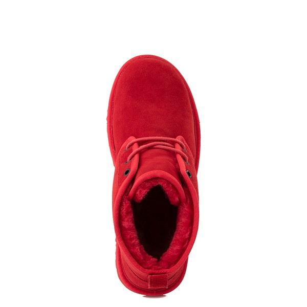 alternate view Mens UGG® Neumel Casual Shoe - Samba RedALT4B