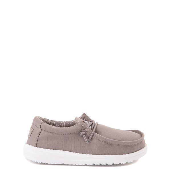 Hey Dude Wally Casual Shoe - Little Kid / Big Kid - Gray