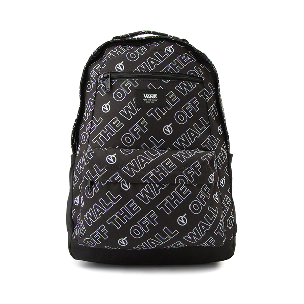 Main view of Vans Startle Backpack - Black
