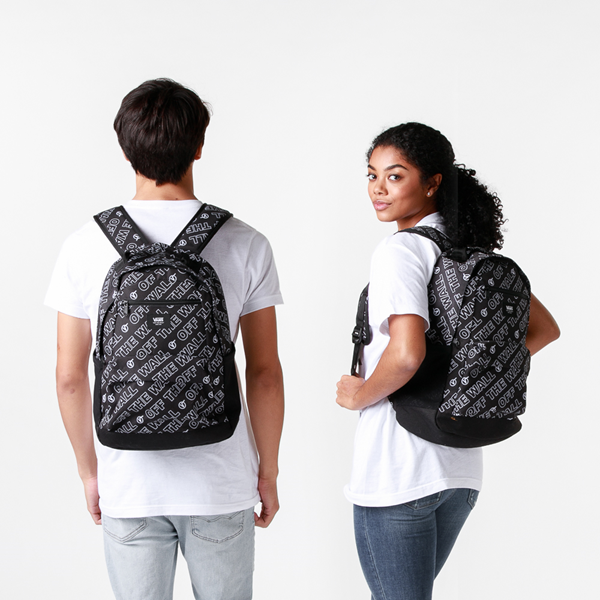 alternate view Vans Startle Backpack - BlackALT1BADULT
