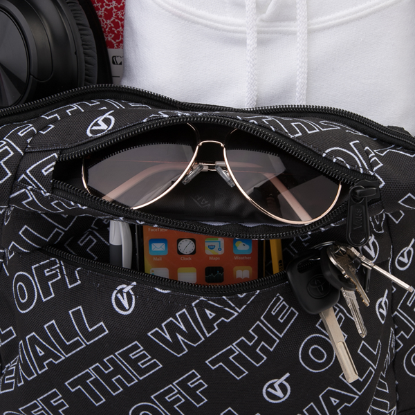 alternate view Vans Startle Backpack - BlackALT3B