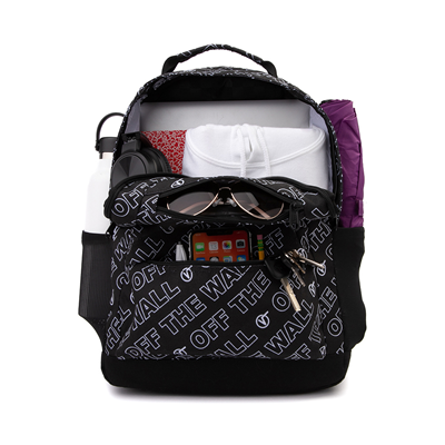 Alternate view of Vans Startle Backpack - Black