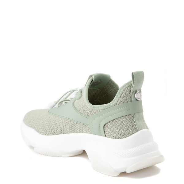 alternate view Womens Steve Madden Myles Slim Sneaker - MintALT2