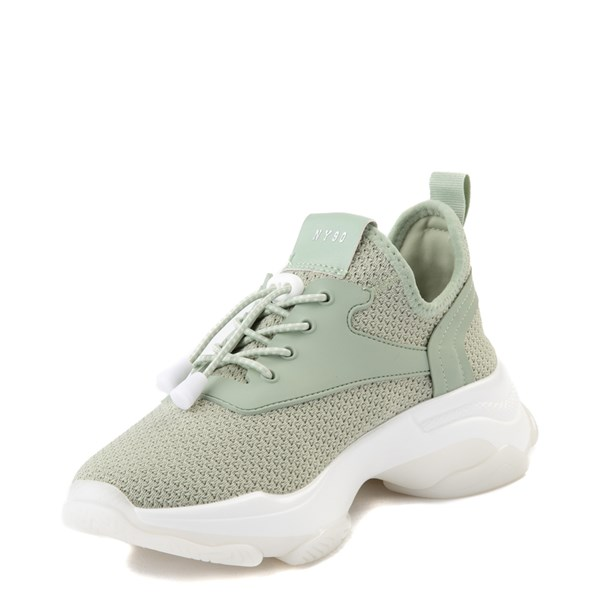 alternate view Womens Steve Madden Myles Slim Sneaker - MintALT3