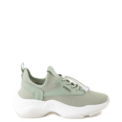 Main view of Womens Steve Madden Myles Slim Sneaker - Mint