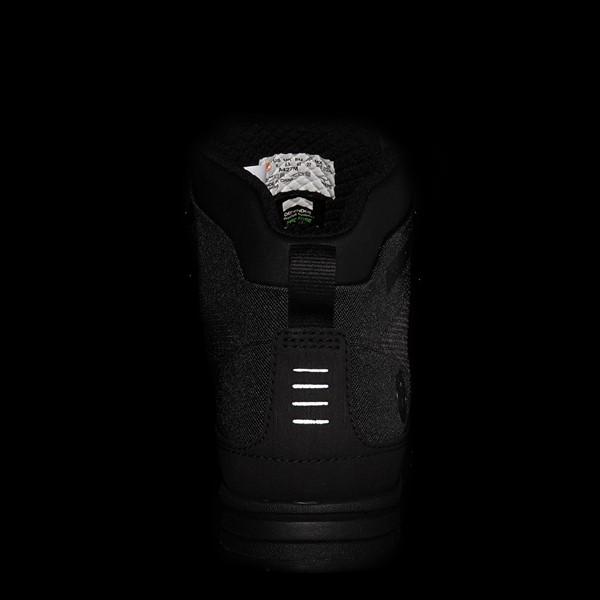 alternate view Mens Timberland Euro Hiker Shell-Toe Jacquard Boot - Black MonochromeALT2C