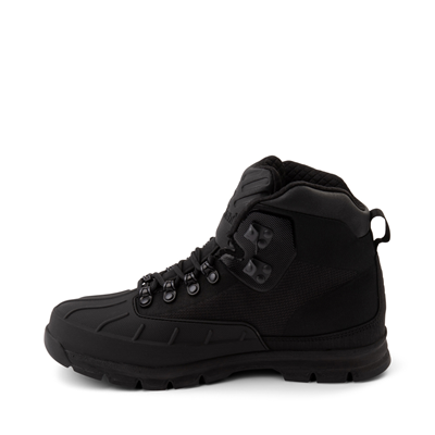 Alternate view of Mens Timberland Euro Hiker Shell-Toe Jacquard Boot - Black Monochrome