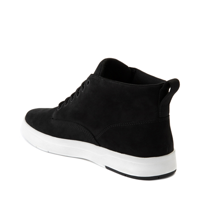 Alternate view of Mens Timberland Davis Square Chukka Boot - Black