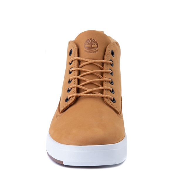 alternate view Mens Timberland Davis Square Chukka Boot - WheatALT4