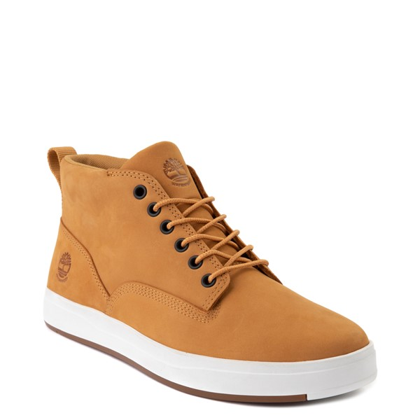alternate view Mens Timberland Davis Square Chukka Boot - WheatALT5