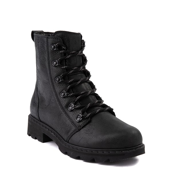 alternate view Womens Sorel Lennox™ Boot - BlackALT1