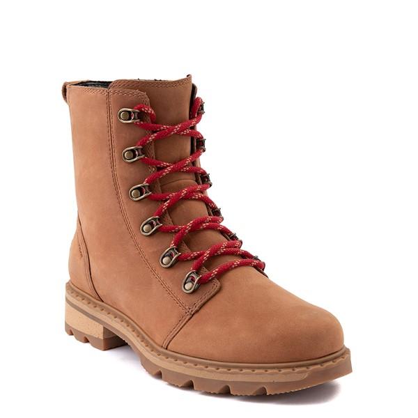 alternate view Womens Sorel Lennox™ Boot - TanALT1