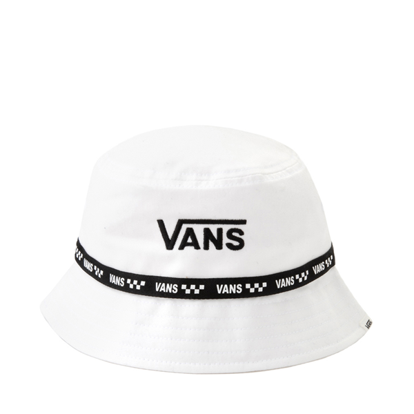 Main view of Vans Flying V Bucket Hat - White