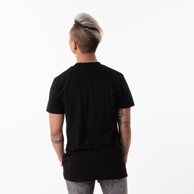 Alternate view of Mens DC Basic Pocket Tee - Black