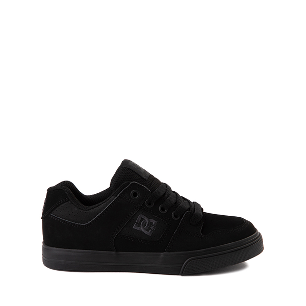 DC Pure Skate Shoe - Little Kid / Big Kid - Black / Pirate Black