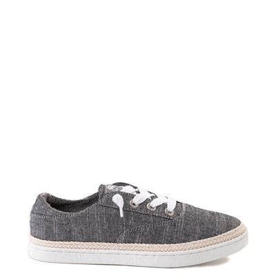 Main view of Womens Roxy Talon Slip On Casual Shoe - Black Denim