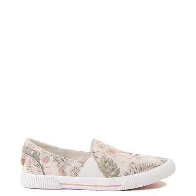 Main view of Womens Roxy Brayden Slip On Casual Shoe - Cream