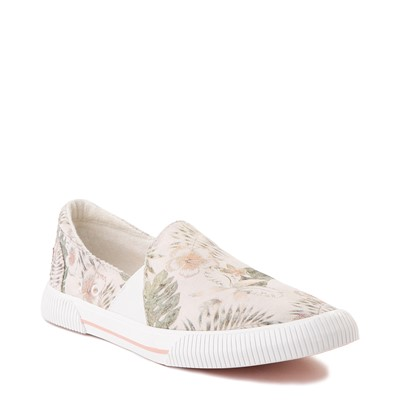 Alternate view of Womens Roxy Brayden Slip On Casual Shoe - Cream