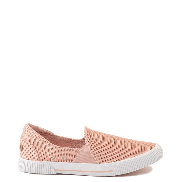 Womens Roxy Brayden Slip On Casual Shoe - Light Pink