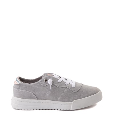 Main view of Womens Roxy Cannon Casual Shoe - Gray