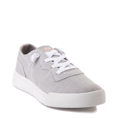 Alternate view of Womens Roxy Cannon Casual Shoe - Gray