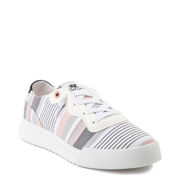 alternate view Womens Roxy Cannon Casual Shoe - MultiALT1