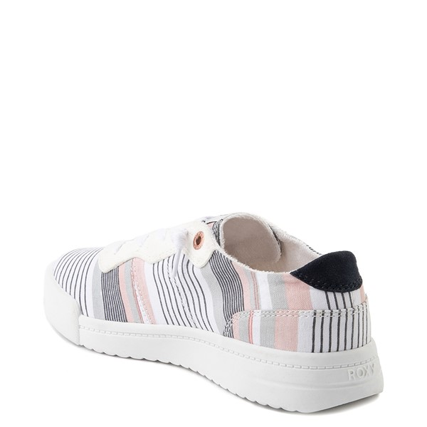 alternate view Womens Roxy Cannon Casual Shoe - MultiALT2