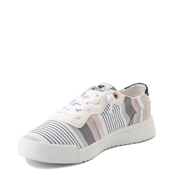 alternate view Womens Roxy Cannon Casual Shoe - MultiALT3