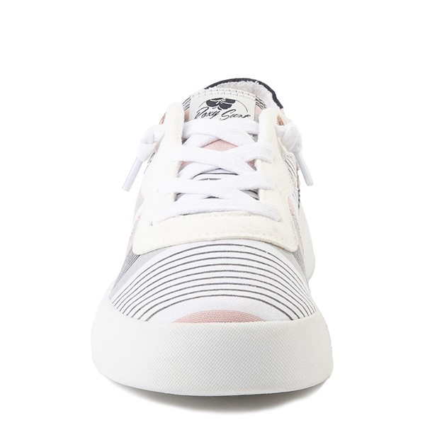 alternate view Womens Roxy Cannon Casual Shoe - MultiALT4