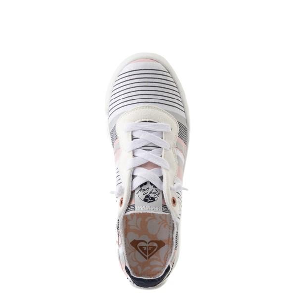 alternate view Womens Roxy Cannon Casual Shoe - MultiALT4B