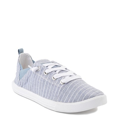 Alternate view of Womens Roxy Libbie Slip On Casual Shoe - Blue