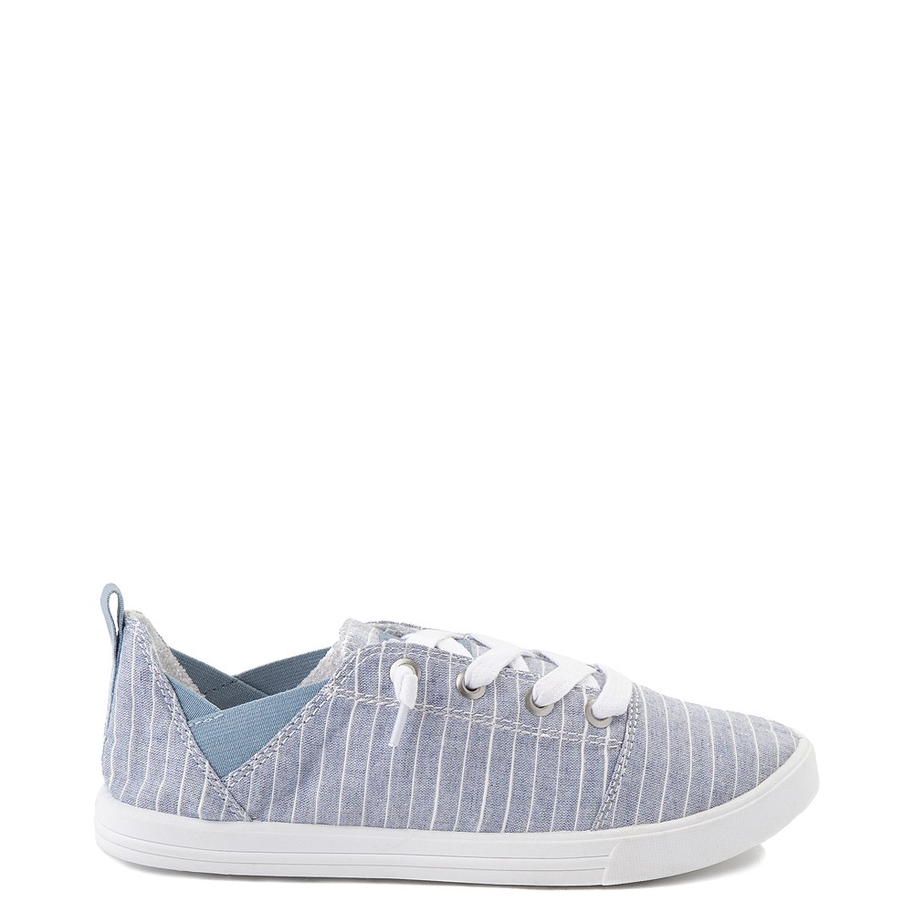 Womens Roxy Libbie Slip On Casual Shoe - Blue