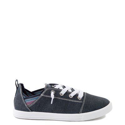 Main view of Womens Roxy Libbie Slip On Casual Shoe - Navy