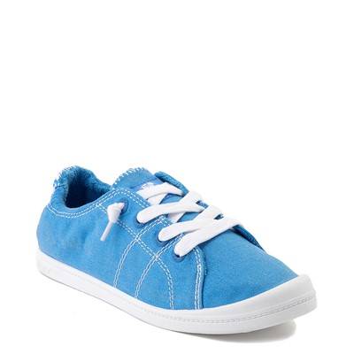 Alternate view of Womens Roxy Bayshore Casual Shoe - Blue