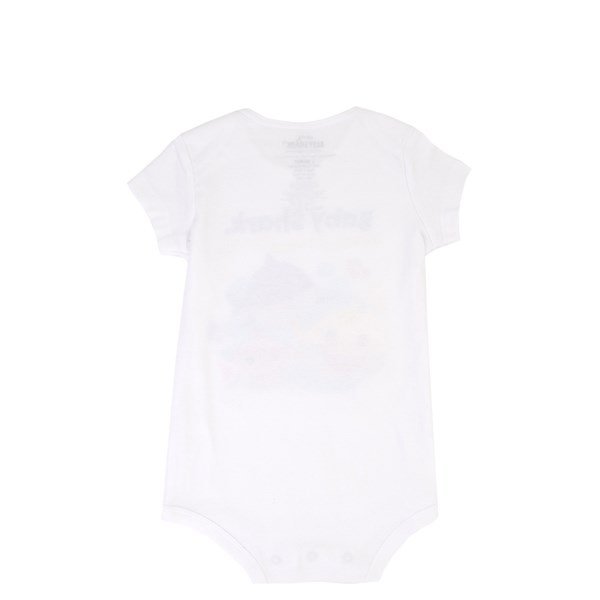 alternate view Baby Shark Snap Tee - Baby - WhiteALT1