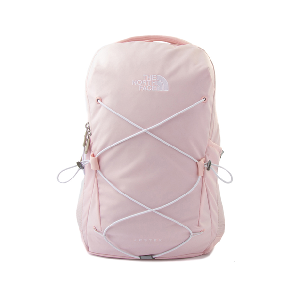 Main view of The North Face Jester Backpack - Purdy Pink