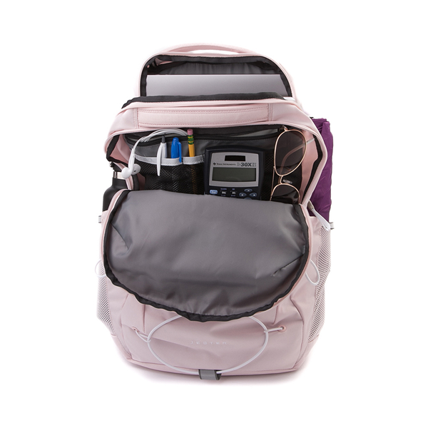 alternate view The North Face Jester Backpack - Purdy PinkALT1